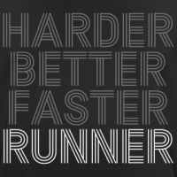 Harderbetterfasterrunner by RunHappy France